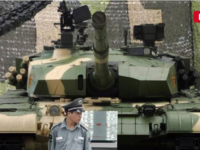 China claims it tested new battle tank in Tibet