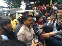 Unidentified Tibetan man sets self on fire in Dharamsala