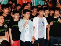 Three 'Umbrella Movement' leaders jailed in Hong Kong