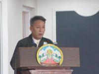 Finance Kalon inaugurates 'Third Tibetan Entrepreneurs' Game Changers Conference'