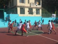 12 teams from India and Nepal compete in 'Tibetan Basketball Tournament' in Dharamsala