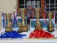 Fourth inter-school under-ten football tournament held at Mcleod to mark World Peace Day