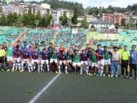 Team Tibet bows out of 37th Sikkim Governor's Gold Cup with scintillating performance against Mohun Bagan AC