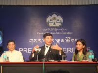 President Sangay awards 3 lakhs each to 3 finalists of Tibet TV Take-Off Film Grant