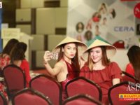 Tenzin Dickey crowned 'Miss Social Media' at Manappuram Miss Asia 2017