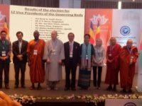 Kalon Ven Karma Gelek Yuthok elected Vice President of International Buddhist Confederation