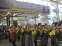 Tibetans in Dharamsala celebrate 28th anniversary of the conferment of Nobel Peace prize to His Holiness the Dalai Lama