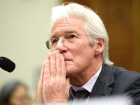 Richard Gere delighted by lawmakers' words of support for Tibet at the Subcommittee hearing