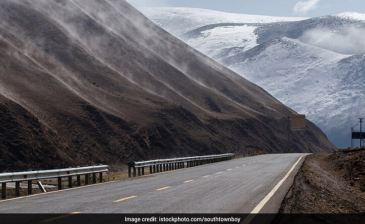 China Opens Highway To Nepal Via Tibet, Ready For Military Use If Needed
