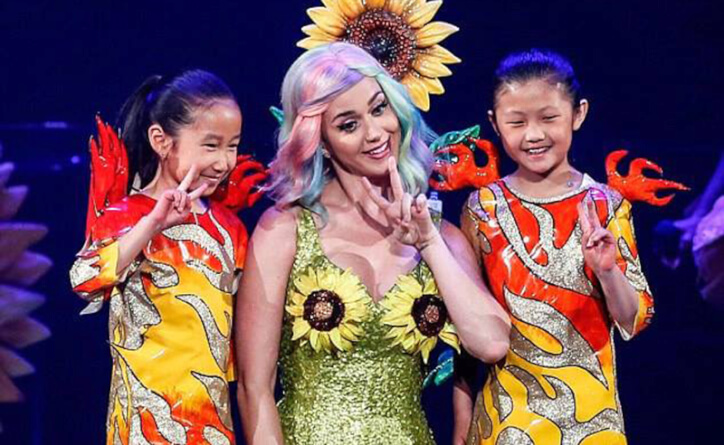 China bans Katy Perry indefinitely over her 2015 Taiwan concert