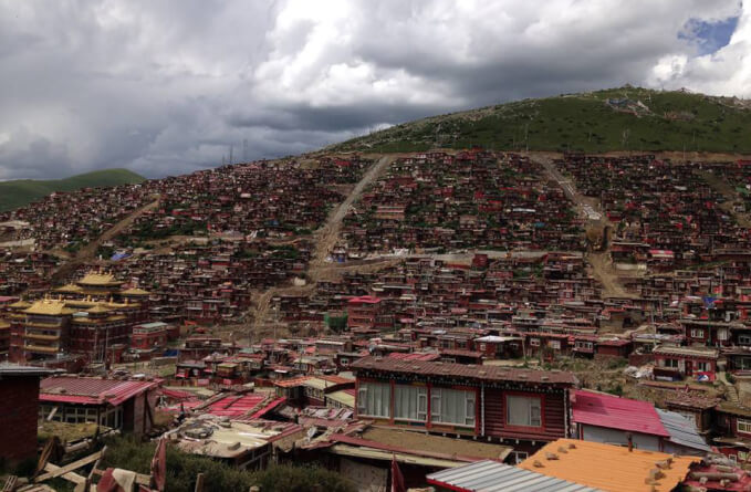 Tightening the Noose: China appoints Communist Party members to key positions at Larung Gar Tibetan Buddhist Institute