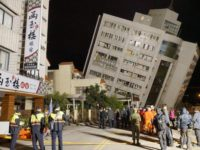 His Holiness saddened by earthquake in Taiwan