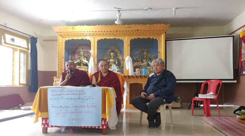Dharamsala Buddhism Introductory Committee announces series of