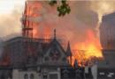 Fire guts Notre-Dame Cathedral in Paris; Macron pledges to rebuild