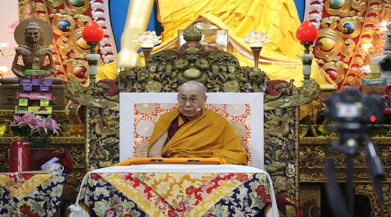 His Holiness begins three-day teaching to Russian Buddhists – Tibet