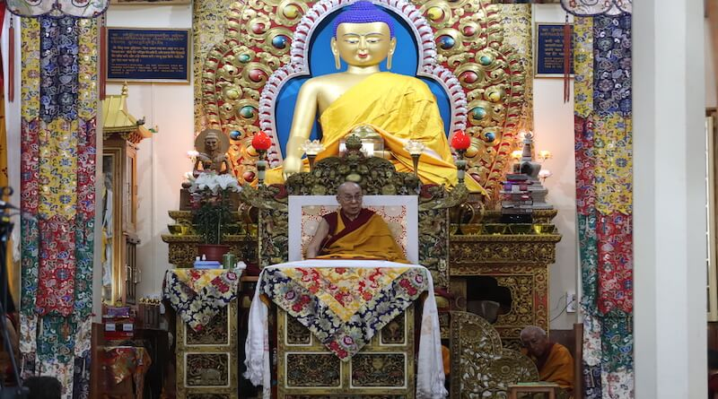 His Holiness' teaching for Tibetan youth – Tibet Express